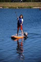 Stand up Paddle Board in Big Sky Montana